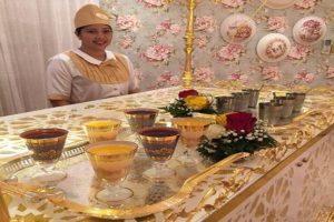 خدمة ضيافة شاي وقهوه